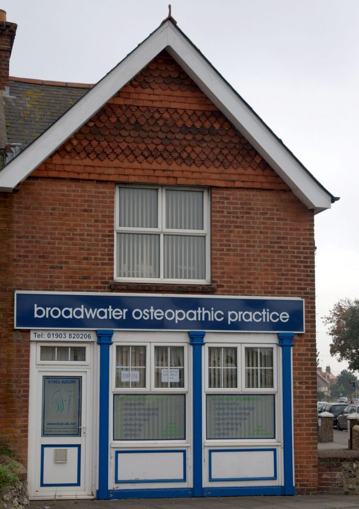 osteopaths, massage, chiropody, acupuncture and more