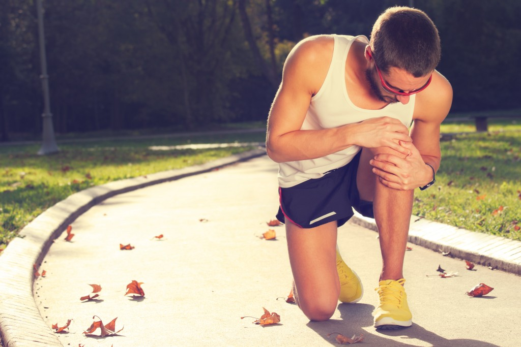 We treat sports injuries in Worthing and West Sussex
