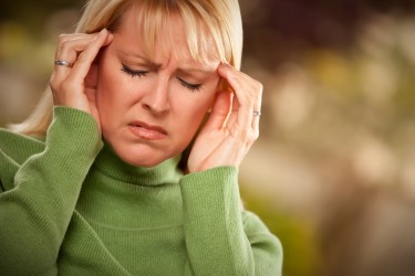 Headaches and jaw pain