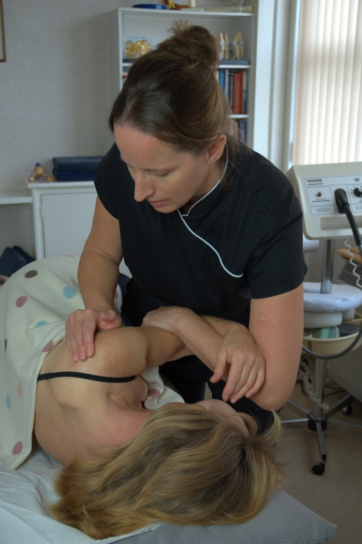 Susan Bunce osteopath worthing